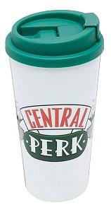 Copo para Viagem 500ml Friends - Central Perk