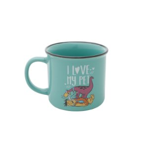 Caneca Tom 380ml Flinstones - I Love My Pet
