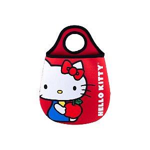 Lixinho de Carro Hello Kitty - Maçã