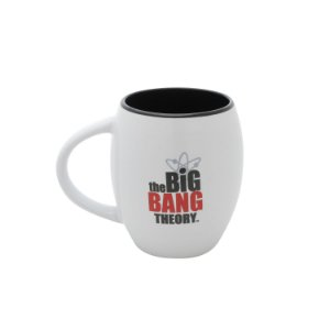 Caneca Bulging 500ml The Big Bang Theory - Sillouet