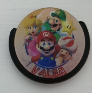 Pop Socket Holográfico Super Mario - Valen