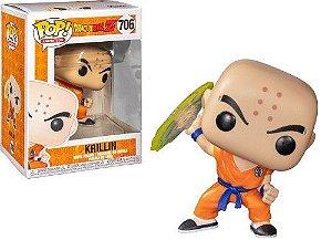 Funko Pop Dragon Ball Z - Krillin (706)