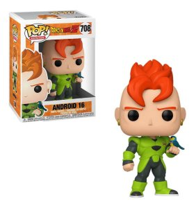 Funko Pop Dragon Ball Z - Android 16 (708)