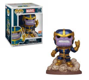 Funko Pop Marvel - Thanos (556)