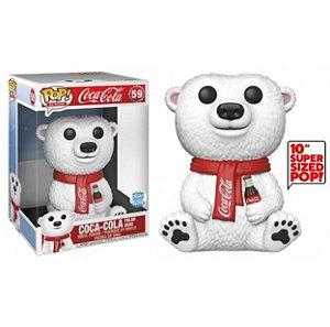 Funko Pop Coca-Cola Polar Bear (59)