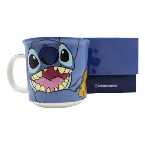 Caneca Tom 350ml Stitch