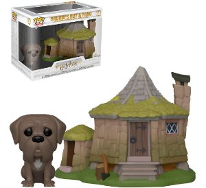 Funko Pop Harry Potter - Hagrid's Hut & Fang (08)