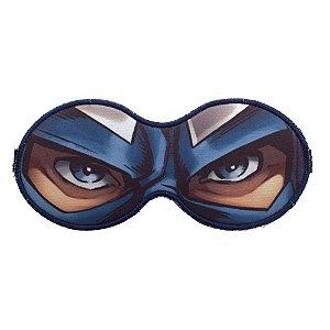 Máscara de Dormir Marvel - Capitão America