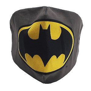 Máscara Veludo DC - Batman