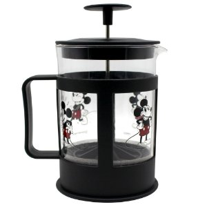 Cafeteira Francesa 600ml Disney - Mickey