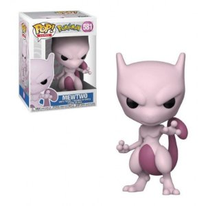 Funko Pop Pokémon - Mewtwo (581)