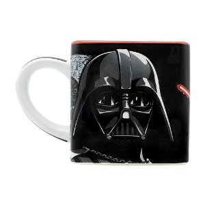 Caneca Cubo 300ml Star Wars - Darth Vader