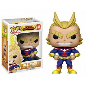 Funko Pop My Hero Academia - All Might (248)