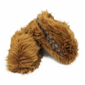 Pantufa Star Wars - Chewbacca