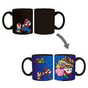 Caneca Mágica Reativa Super Mario
