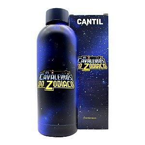 Garrafa Térmica Cantil Max 550ml Caveleiros do Zodíaco