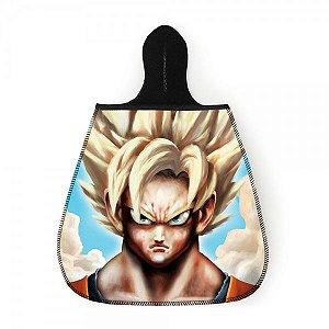 Lixinho de Carro Dragon Ball - Goku Sayajin