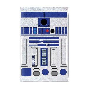 Toalha de Mão Star Wars - R2-D2