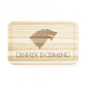 Tábua Game of Thrones - Dinner is Coming