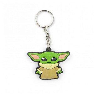 Chaveiro Baby Yoda