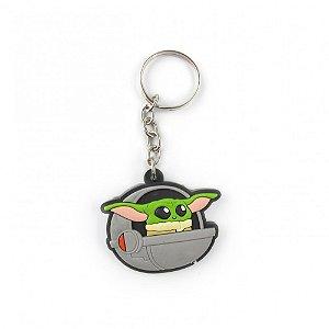 Chaveiro Baby Yoda Pod
