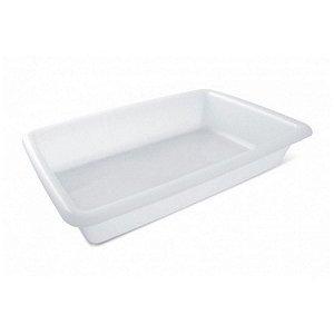 Caixa Para Alimentos 60.5x40x9,2cm 17 Litros Plasvale