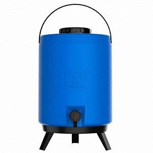 Botijão Maxitermo Azul 12 Litros TERMOLAR