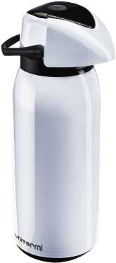 Garrafa Térmica Verona 1,8 litros Branca