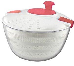 Secador de Saladas e Centrifugas Vermelha