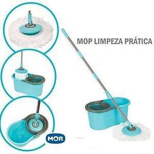 Esfregão de Limpeza Mop Mor