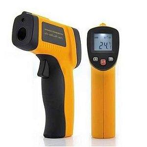 Termômetro Culinário - Infravermelho - Laser - Gp Inox