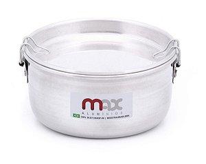 Marmita com Presilha 16cm Max Alumínios