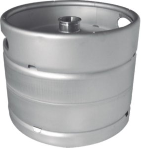 Barril 30 litros em Inox sem Pressão Gp Inox