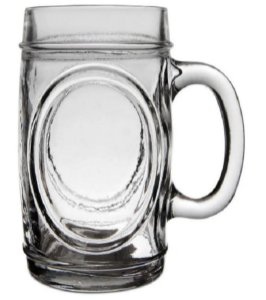 Caneca para Chopp 475 ml do Fritz Wheaton