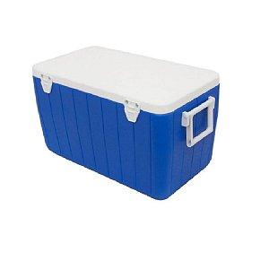 Caixa Térmica 45,4 Litros Azul Coleman