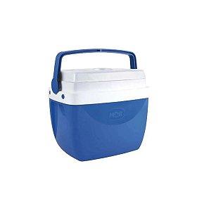 Caixa Térmica 12L Azul MOR