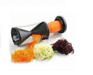 Cortador de legumes espiral 13cm GP INOX