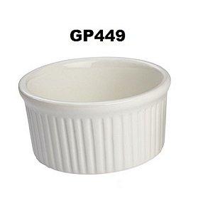 Ramekin 9 cm Porcelana GP INOX