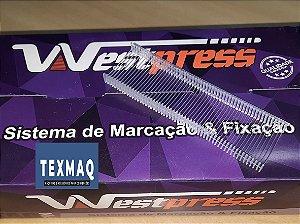 PINO PLASTICO WESTPRESS - 25 MM - CAIXA COM 5 MILHEIROS - ID 10877