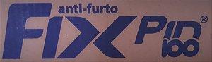 FIX PIN 100 40 MM - COR NEUTRA - CAIXA MASTER 50 MILHEIROS