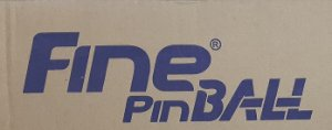 FINE PIN BALL 30 MM - ETIQ PLAST - CAIXA MASTER 50 MILHEIROS