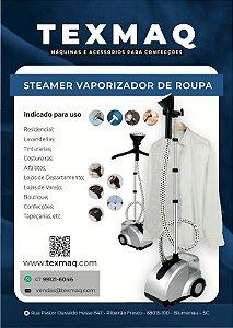 STEAMER VAPORIZADOR DE ROUPA - 220 V