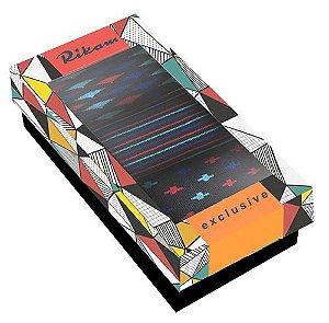 Casual Algodão Caixa 3 pares