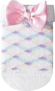 Meia Rikam Bebê RN 0-6 Meses - Menina