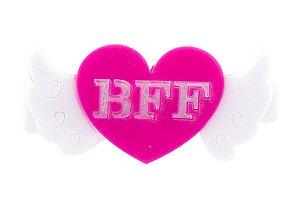 Clip Coração BFF Asas