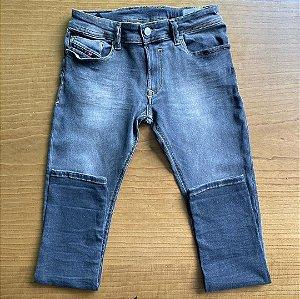 Calça Jeans Seminovo - 10 anos