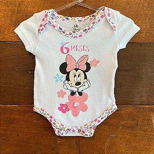 Body Disney - 3 a 6 meses
