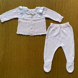 Conjunto Maternidade - 0 a 3 meses