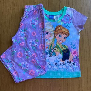Pijama Disney - 7 a 8 anos