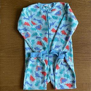 Pijama Fleece - 5 a 6 anos